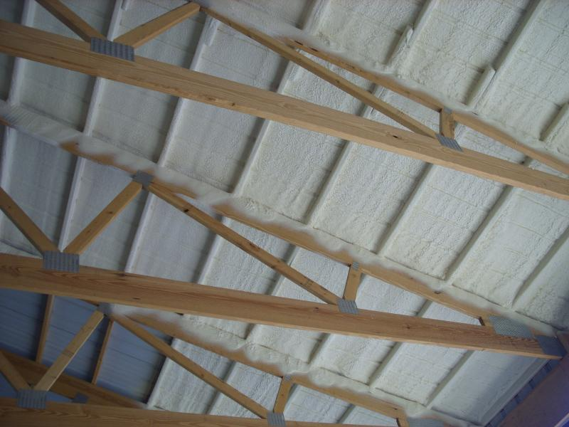 Wahl Spray Foam Insulation Services